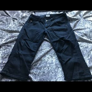 Hudson Capri Jeans Size 28